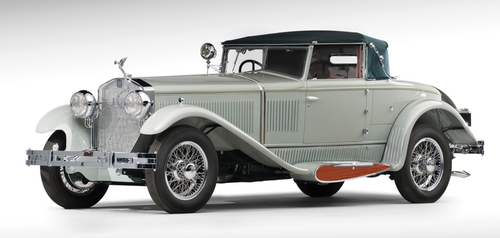 RM Sotheby's Amelia Island - 1930 Isotta Fraschini Tipo 8A S Boattail Cabriolet by Castagna ©2018 Courtesy of RM Sotheby's