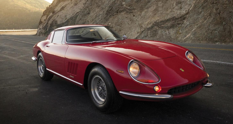 RM Sotheby's Amelia Island - 1966 Ferrari 275 GTB by Scaglietti Patrick Ernzen ©2015 Courtesy of RM Auctions