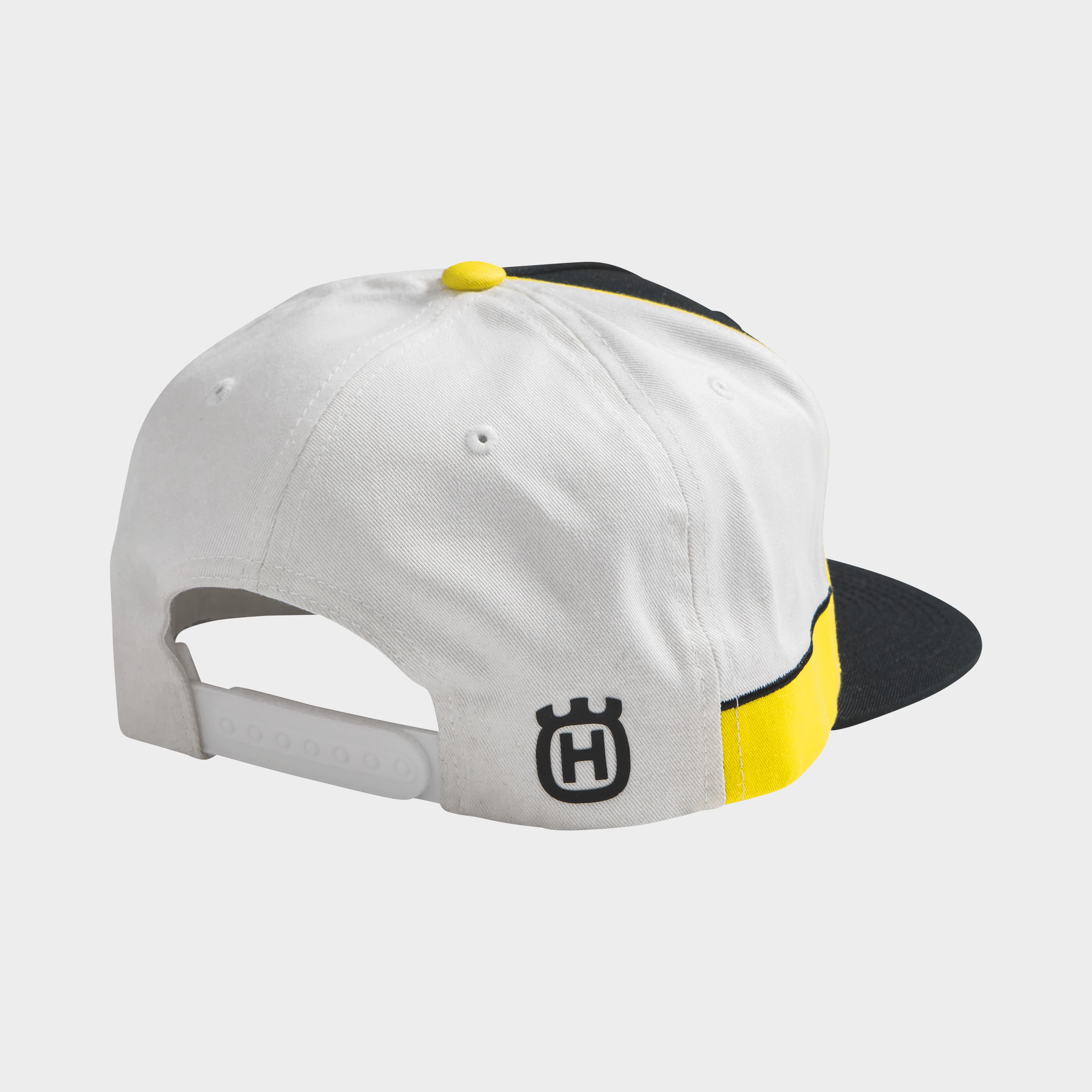 Rockstar Energy Husqvarna Factory Racing Replica Collection Snapback cap