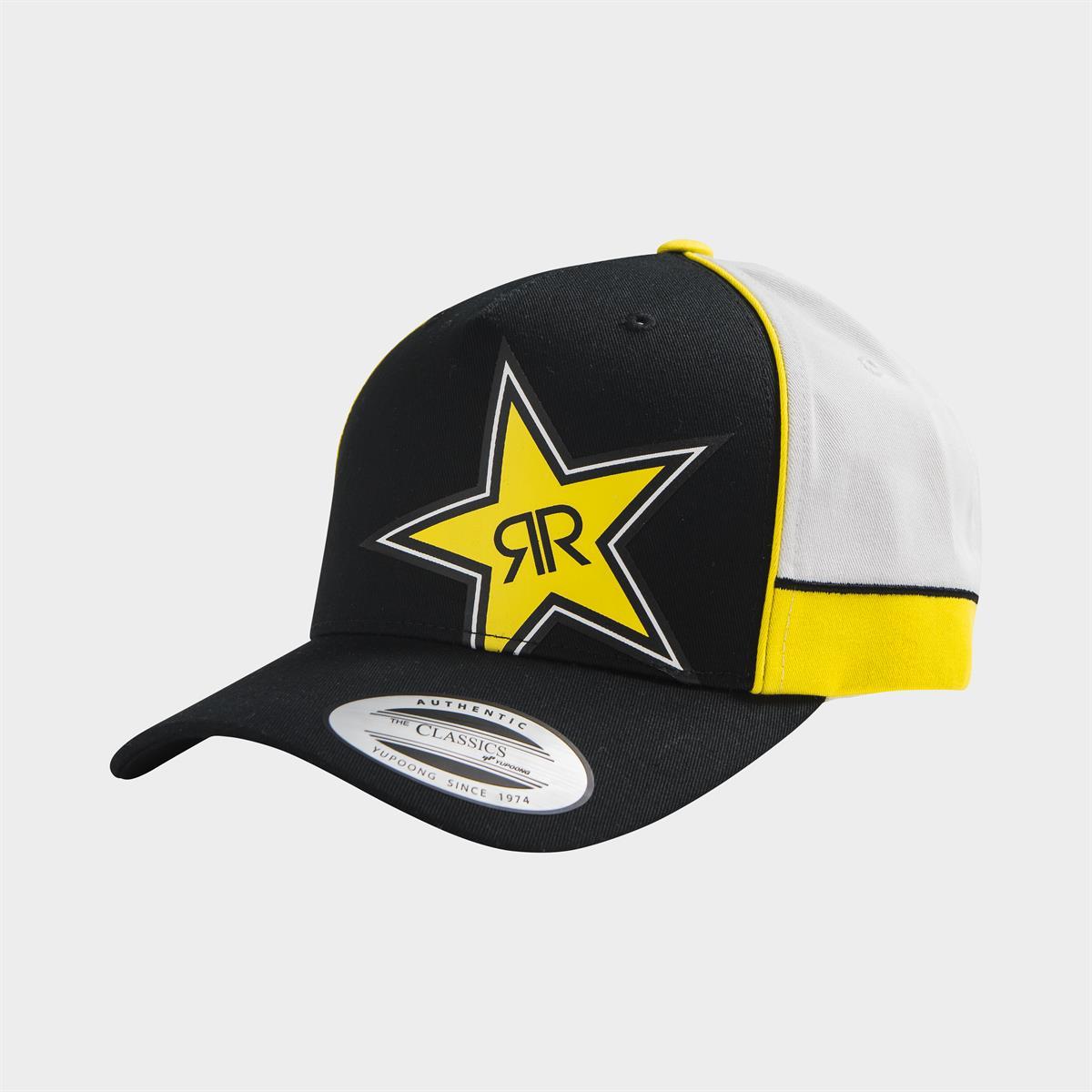 Rockstar Energy Husqvarna Factory Racing Replica Collection Team Cap