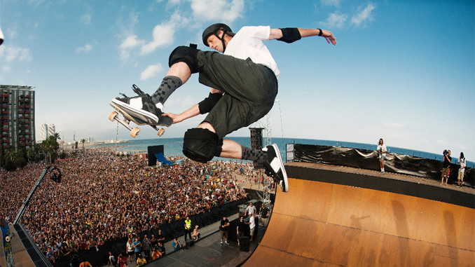 Skateboarding legend Tony Hawk will perform for MotoAmerica fans at Road Atlanta