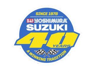 Yoshimura Suzuki 40 years