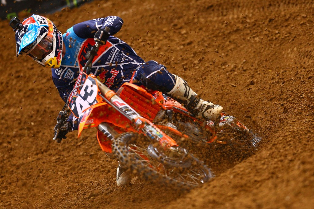 Troy Lee Designs-Red Bull-KTM's Cantrell in St. Louis