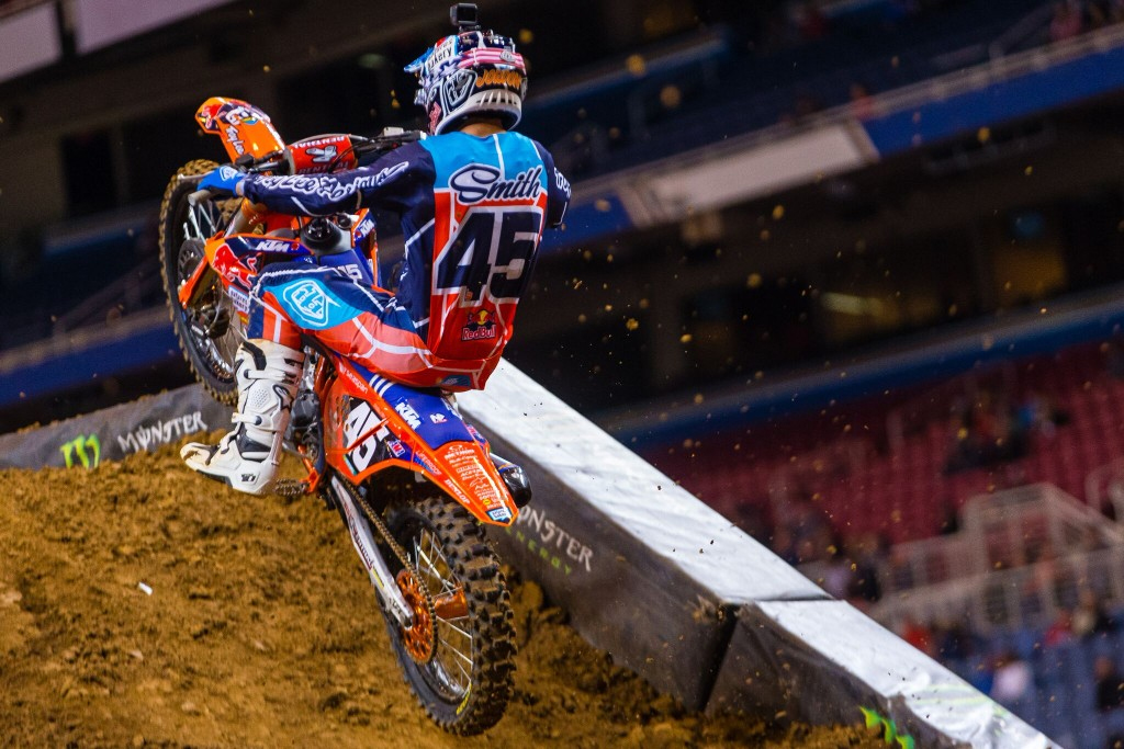 Troy Lee Designs-Red Bull-KTM's Jordon Smith Collects Another Podium in St. Louis