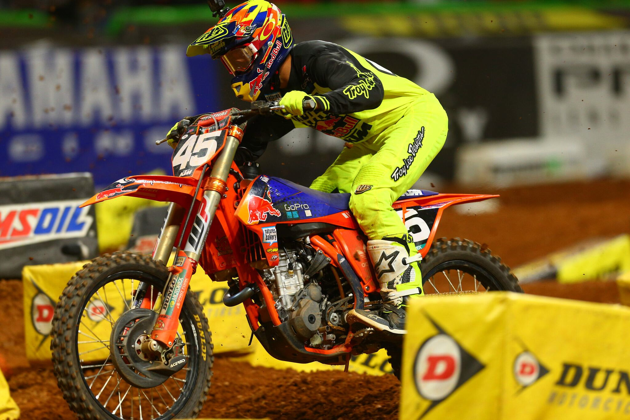 Troy Lee Designs-Red Bull-KTM's Smith Scores First Podium at Home Race in Atlanta