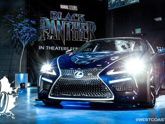 Automotive Care Laboratories - Black Panther Lexus