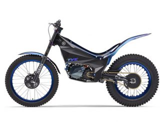 Yamaha TY-E Trial Bike Concept Motorcycle