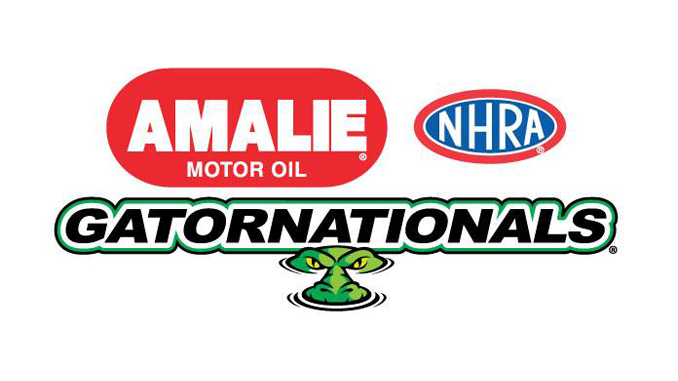 amalie motor oil nhra gatornationals