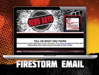 Powersports Marketing Firestorm Email