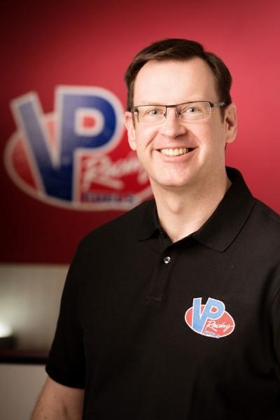 VP Racing Fuels Inc. - Peter Coleman - Business Development Consultant for Europe