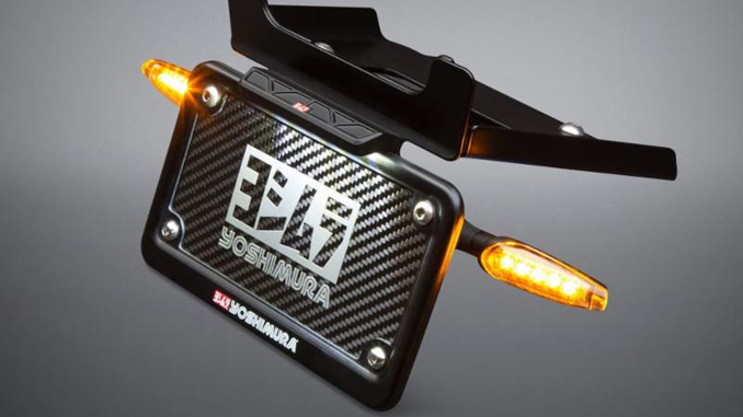 Yoshimura Fender Eliminator kit