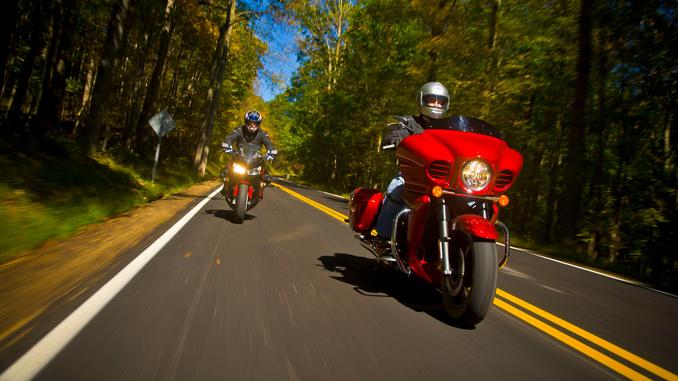 AMA Go Ride! Month - photo Jeff Kardas