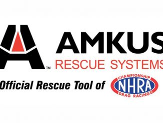 AMKUS Rescue Systems Renews as Official Rescue Tools of NHRA