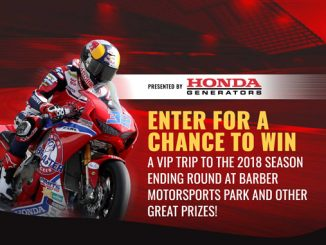 Win A Trip To The MotoAmerica Season Finale At Barber Motorsports Park