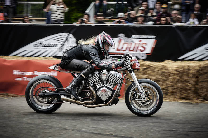 Engina – The Indian Motorcycle Café Racer That's Smashing the Competition at Custom Bike Shows