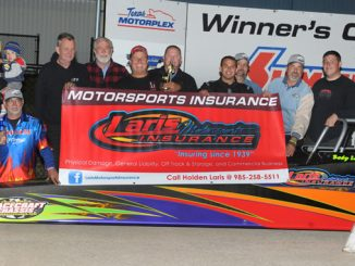 Ross Laris won Top Dragster and Runner-Up in Super Comp