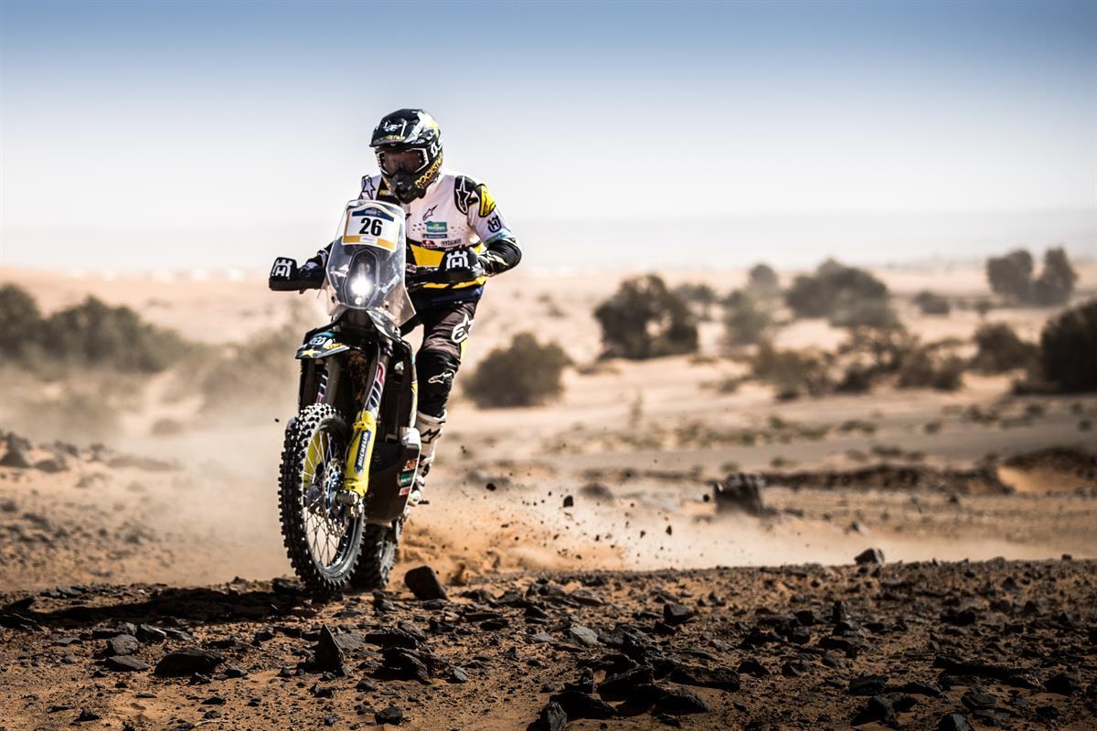 Merzouga Rally - Andrew Short – Rockstar Energy Husqvarna Factory Racing