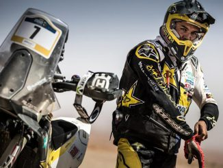 Merzouga Rally - Pablo Quintanilla – Rockstar Energy Husqvarna Factory Racing