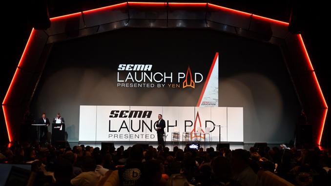 SEMA Launch Pad