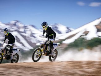 Husqvarna Motorcycles' pioneering new TE 250i and TE 300i machines