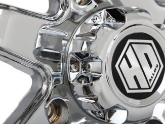 STI HD9 Comp Lock Ltd Chrome