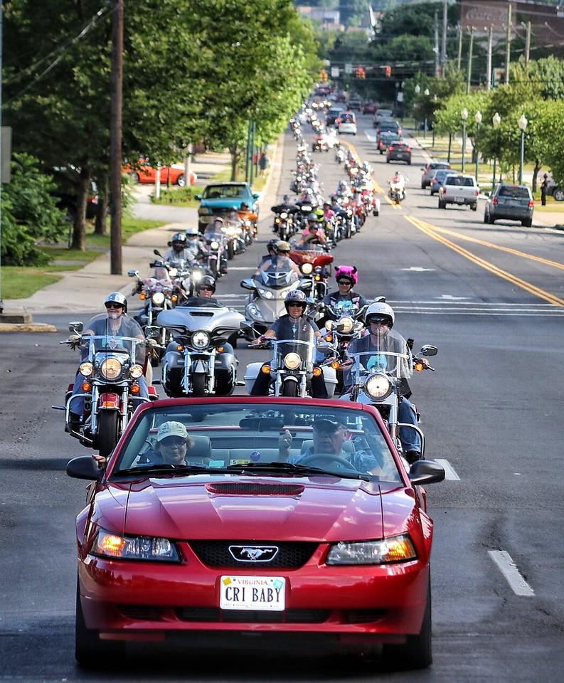 Mid-Atlantic Women's Motorcycle Rally