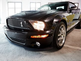 2007 Ford Shelby GT500 Convertible (Lot #957) from the Jerry's of Alabama Collection