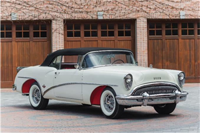 Auburn Spring - 1954 Buick Skylark (Courtesy of RM Auctions)