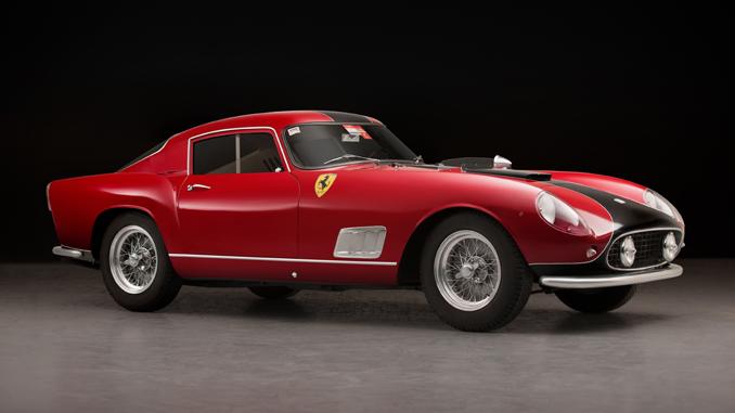 RM Sotheby's - 1957 Ferrari 250 GT Berlinetta Competizione 'Tour de France'