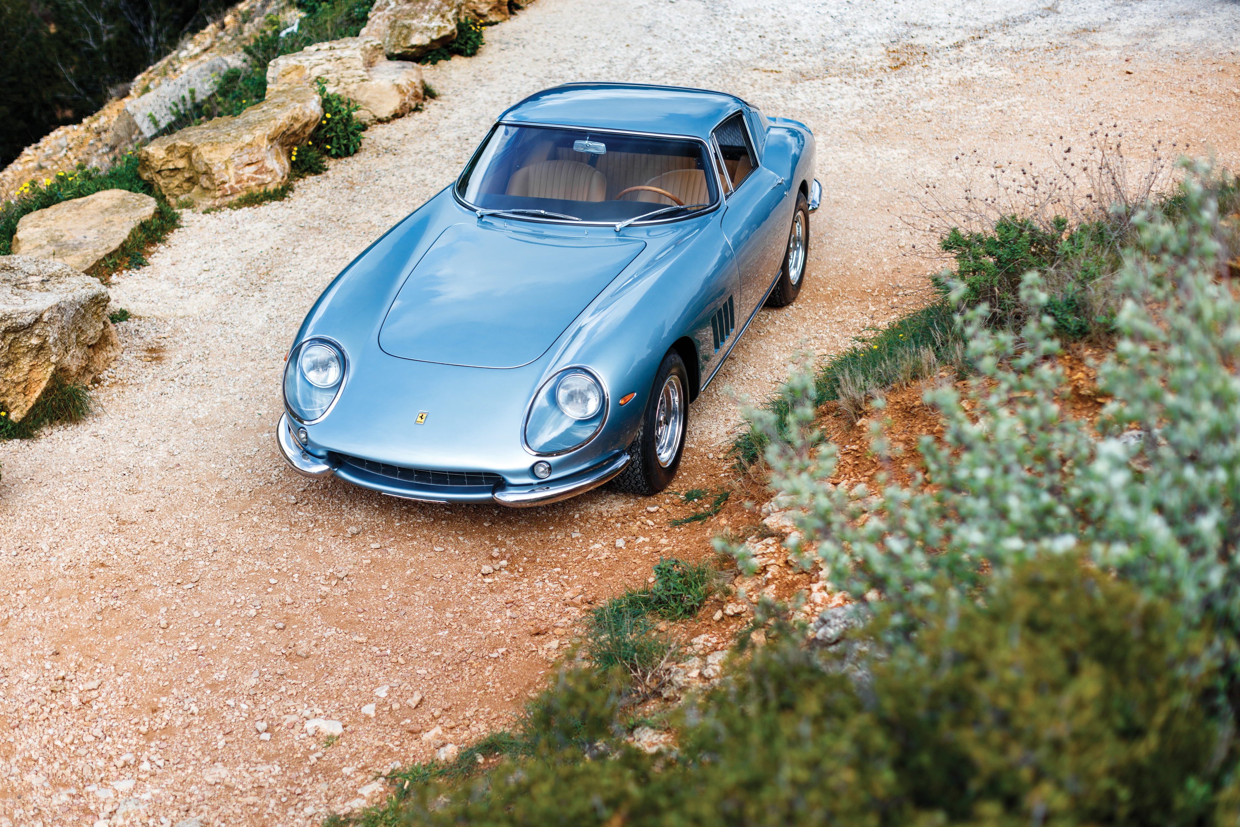 RM Sotheby's - 1966 Ferrari 275 GTB (Kevin Van Campenhout © 2018 Courtesy of RM Sotheby's)