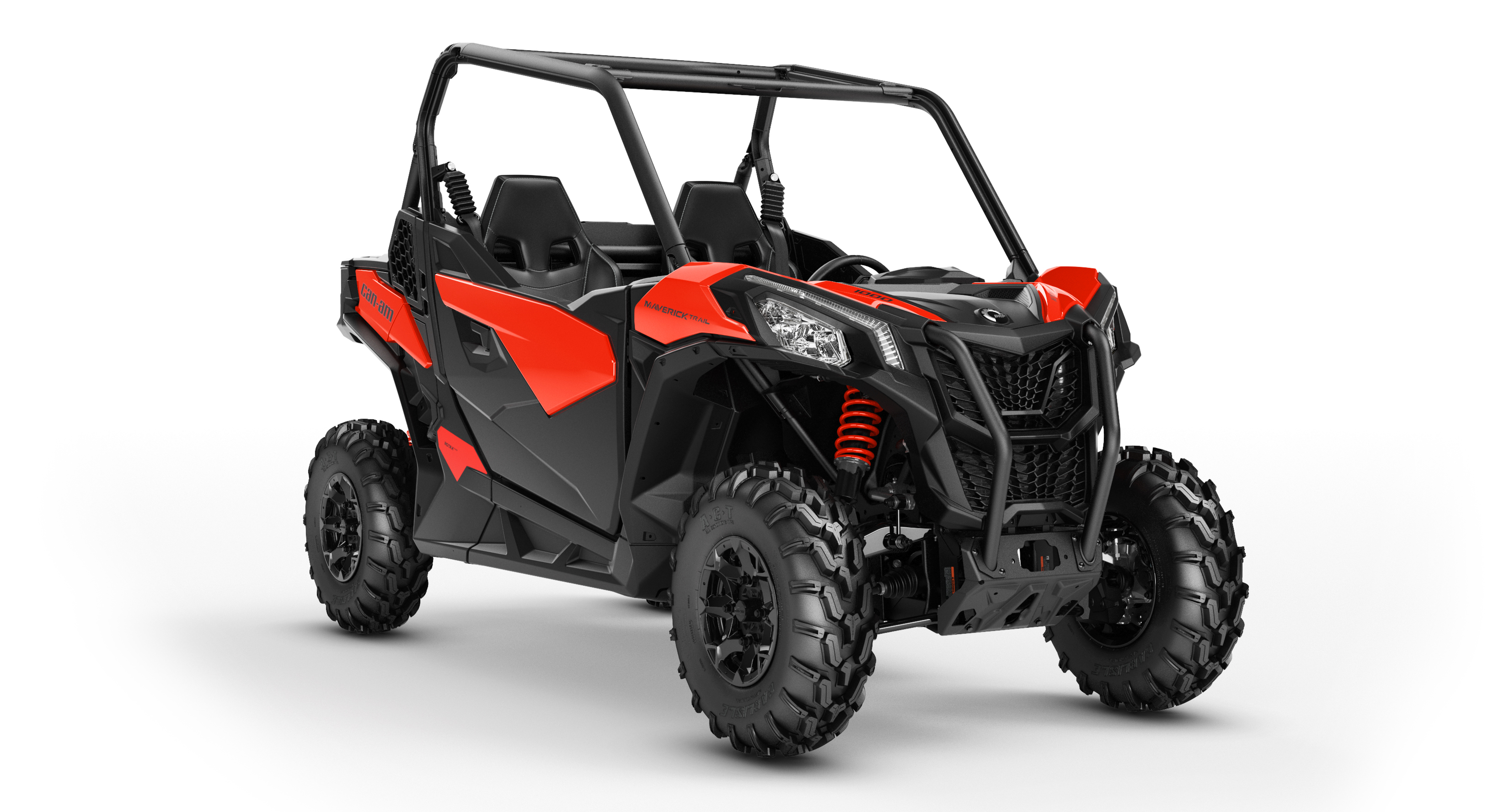 2018 Can-Am Maverick Trail DPS 1000 Can-Am Red