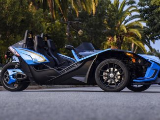 Three-Wheeled Roadsters - Slingshot