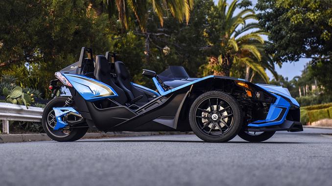 Three-Wheeled Roadsters - Slingshot