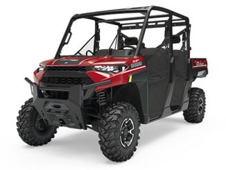 019 polaris ranger crew xp 1000