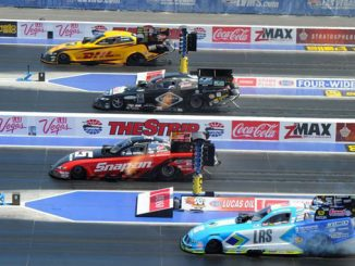 Back-To-Back Sellout at DENSO Spark Pluga NHRA Four-Wide Nationals