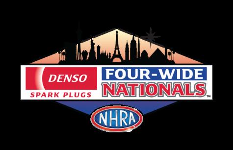 DENSO Four-Wide Nationals logo