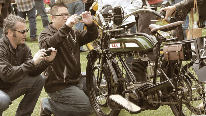 GEICO's The Quail Motorcycle Gathering