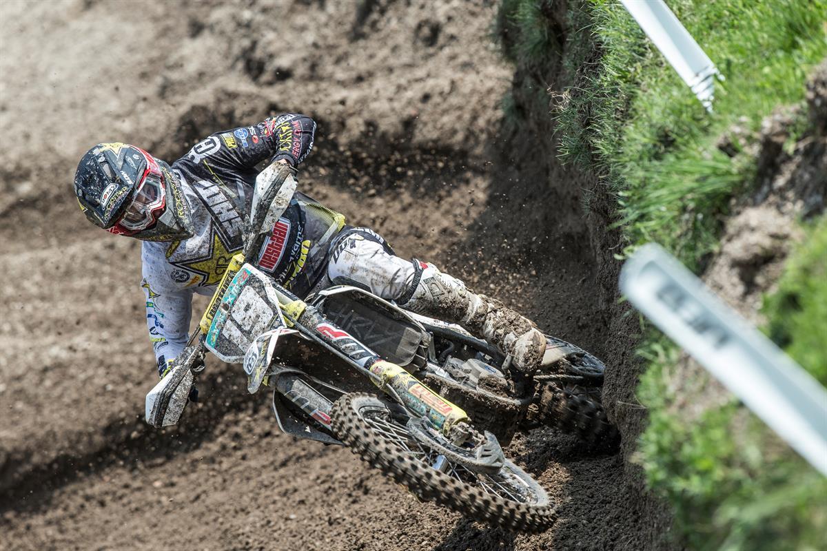 GP of Trentino - Thomas Kjer-Olsen – Rockstar Energy Husqvarna Factory Racing