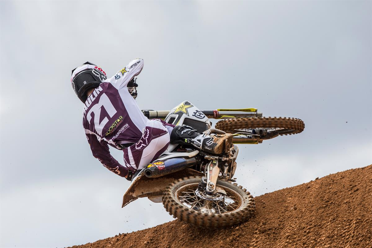 MXGP of Portugal - Gautier Paulin – Rockstar Energy Husqvarna Factory Racing