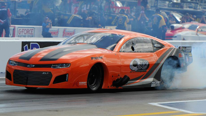 Gonzalez first career Pro Mod victory at NGK Spark Plugs NHRA Four-Wide Nationals