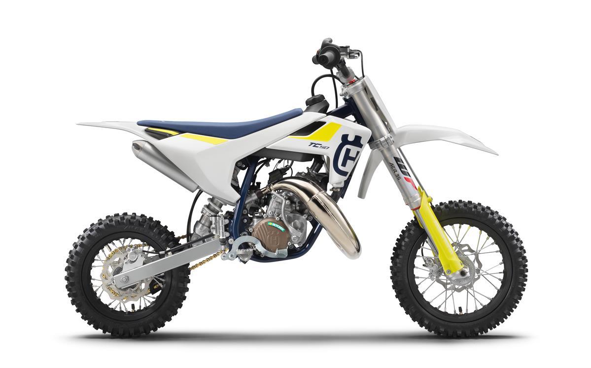 Husqvarna Motorcycles - TC 50 MY19