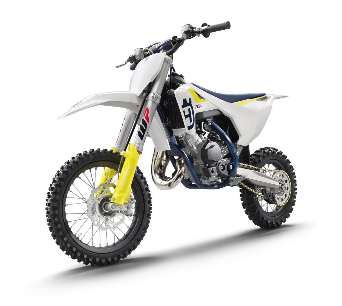 Husqvarna Motorcycles - TC 65 MY19