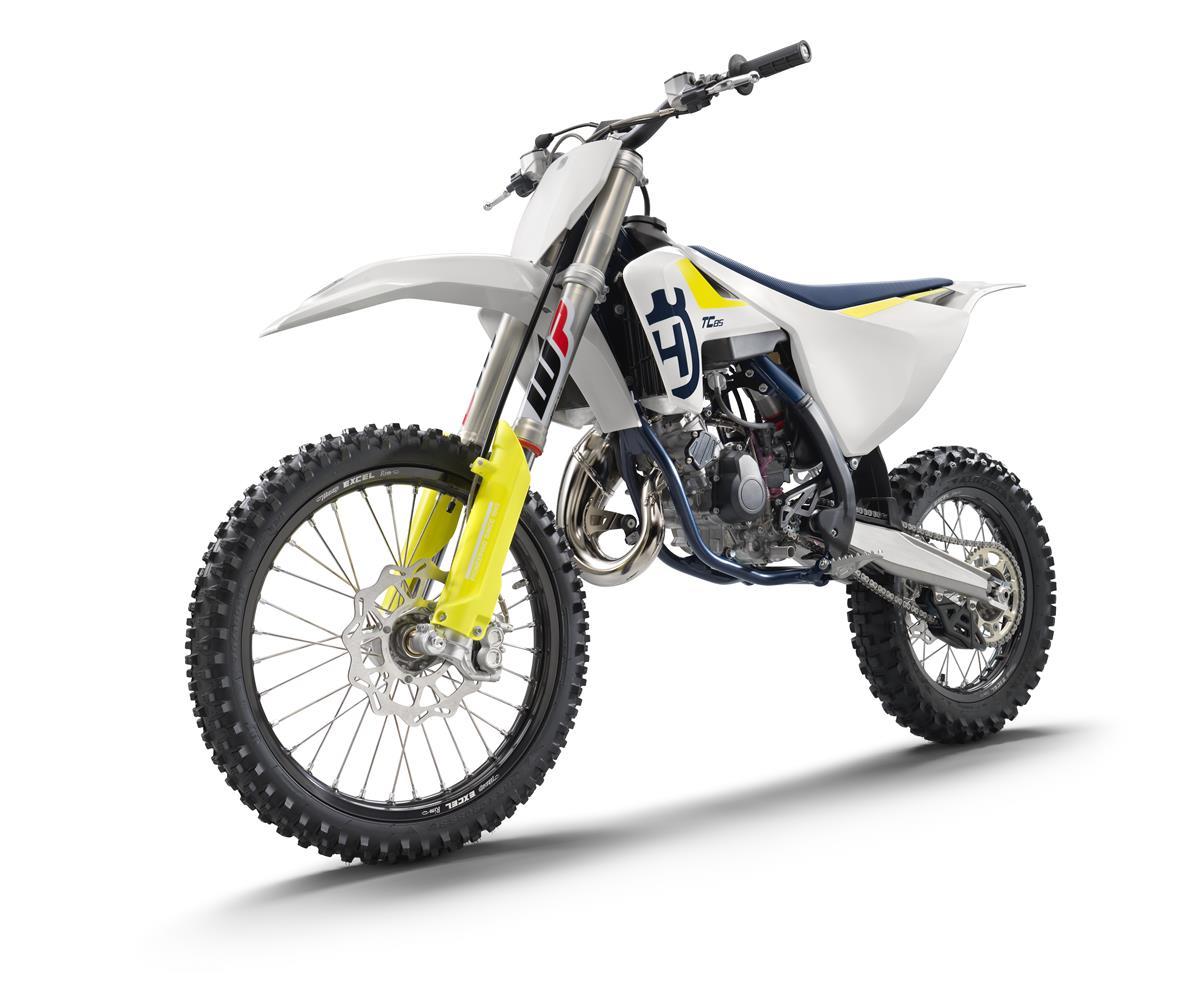 Husqvarna Motorcycles - TC 85 MY19