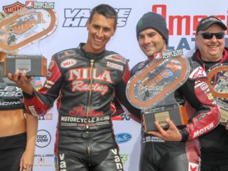 Indian Motorcycle Racing & Jared Mees Repeat at Atlanta Short Track