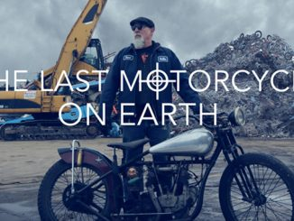 Last Motorcycle on Earth