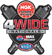 NGK Four-Wide Nationals