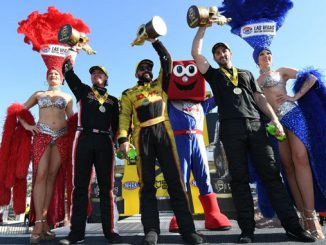 NHRA Four-Wide Nationals winners