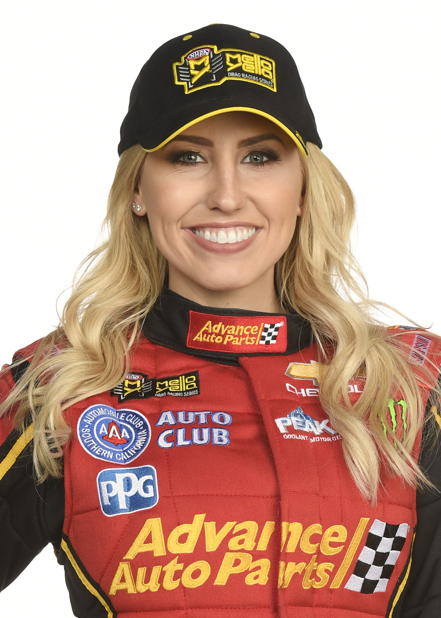NHRA Funny Car Courtney Force