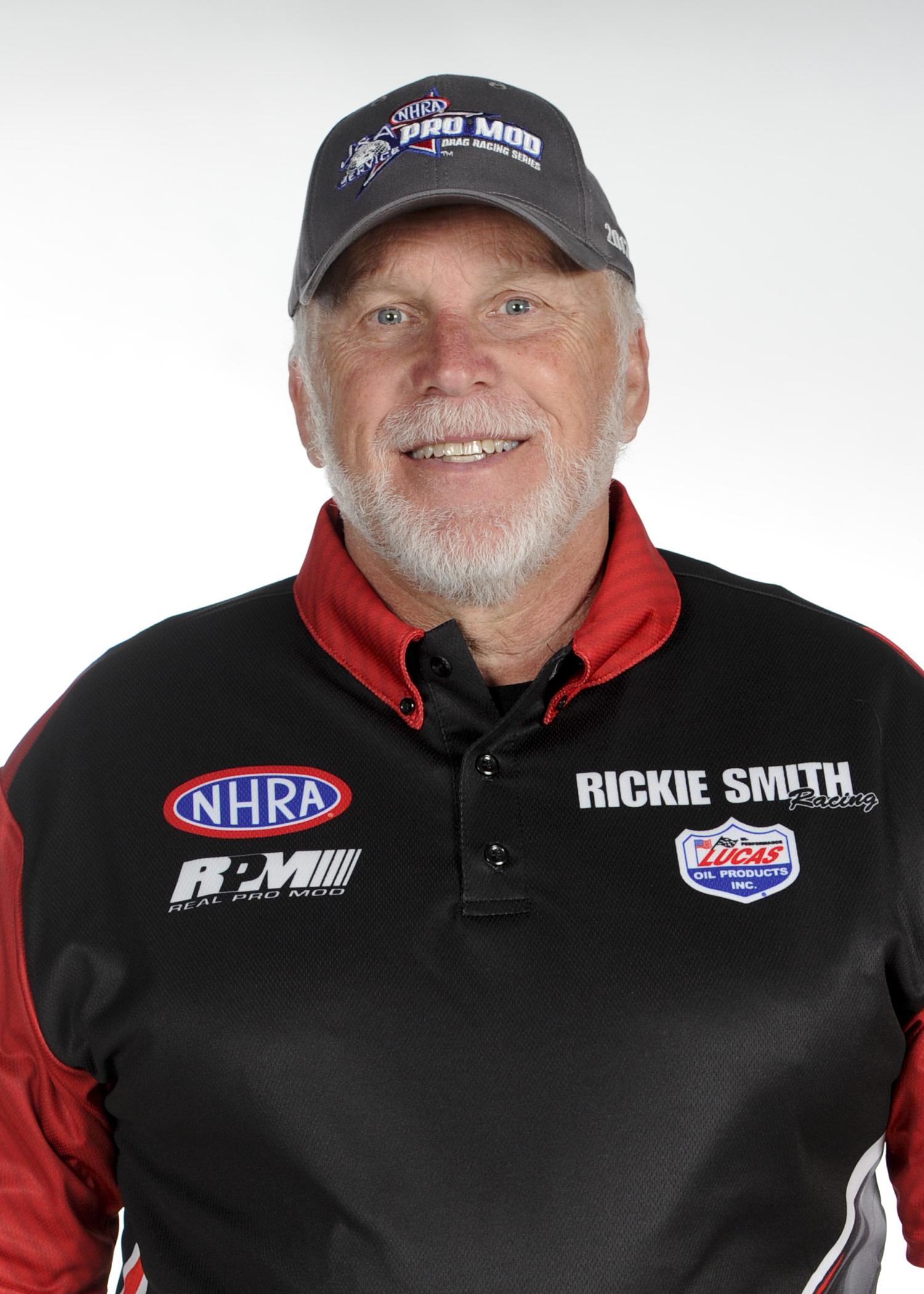NHRA Pro Mod Rickie Smith
