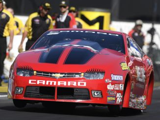 NHRA Pro Stock Erica Enders action - 678